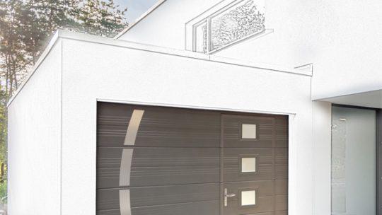 Le guide d'installation de la porte de garage sectionnelle