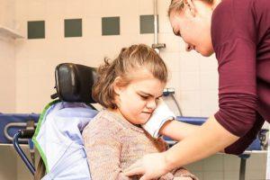 sensibilisation an handicap, aide soignant